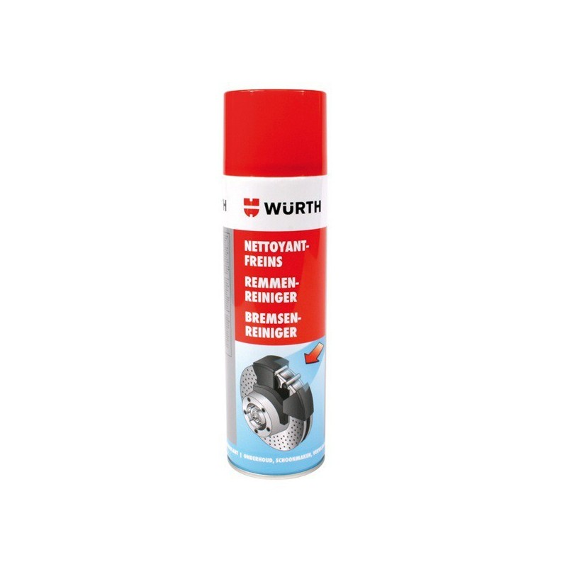 Würth brake cleaner 500mL
