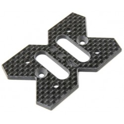 Center Differential Top Brace, Carbon: 8XE
