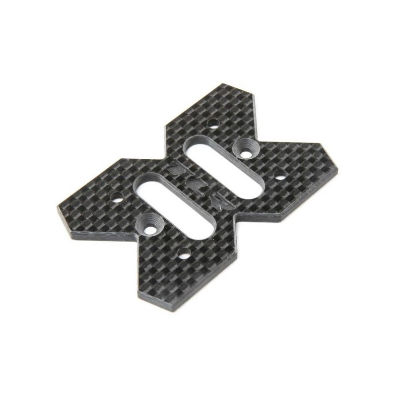 Center Differential Top Brace, Carbon: 8XE