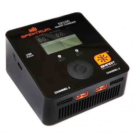 Smart S2100 AC Charger 2x100W