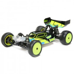 TLR03022 22 5.0 DC ELITE 1/10 Buggy 4x2 DIRT/CLAY TLR03022  RSRC
