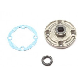 TLR332077 ALUMINUM DIFF COVER, G2 GEAR DIFF: 22 Team Losi Racing RSRC