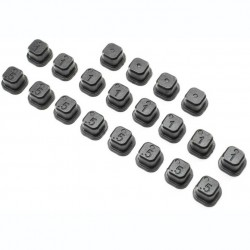 TLR334063 Inserts pour cales de triangles: 22 5.0 Team Losi Racing RSRC