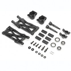 TLR334069 Kit de conversion complet pour suspension VHA: 22 5.0 Team Losi Racing RSRC