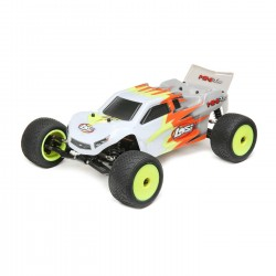 Losi Mini-T 2.0 2WD Stadium Truck RTR 1/18, Grey/White