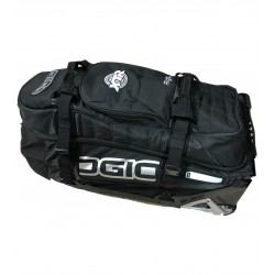 XTR-212 OGIO RIG 9800 TRAVEL BAG BY XTR BLACK XTR RSRC