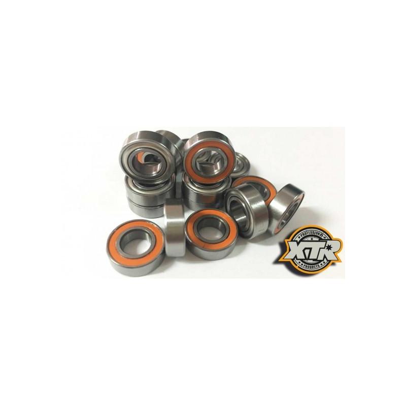 XTR-0001-12 COMPLETE SET BEARINGS FOR HB D815 XTR RSRC