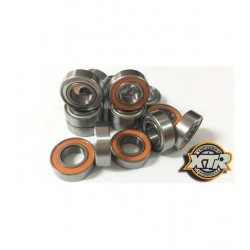 COMPLETE SET BEARINGS FOR TLR 2,0 3,0