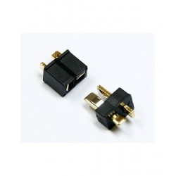 CONNECTOR MINI T-DEANS (PAIR) REMMENDED FOR RECEVER