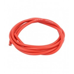 SILICONE WIRE 14AWG RED