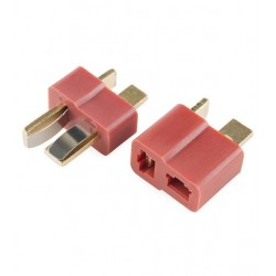 CONNECTOR T-DEANS (PAIR)