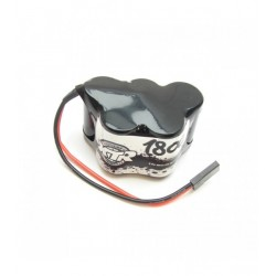 XTR-0207 Batterie XTR type carré NiMh 6v 1800 Mah (kyosho…) XTR RSRC
