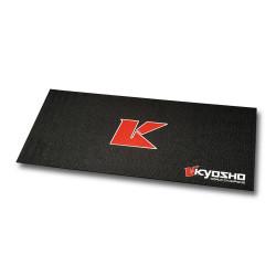 80823BK TAPIS DE STAND KYOSHO BIG K 2.0 - NOIR (61x122cm) 80823BK Kyosho RSRC
