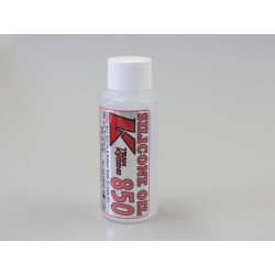 SIL0850-8 Silicone Damper Oil 850Wt ( 80 ml ) SIL0850-8 Kyosho RSRC