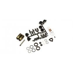 W5310GM BIG BORE SHOCK SET VVC REAR RB7-ZX7 W5310GM Kyosho RSRC