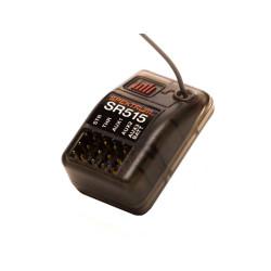 SPMSR515 Récepteur 5 voies SR515 DSMR Sport Receiver (SPMSR515) Spektrum RC RSRC