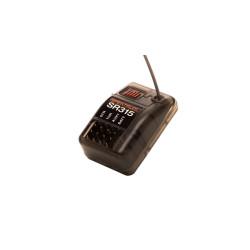 SPMSR315 Récepteur 3 voies SR315 DSMR Sport Receiver (SPMSR315) Spektrum RC RSRC