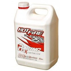 REF05HOT211 Carburant RACING FUEL HOTFIRE 25% 5 LITRES Racing Experience RSRC