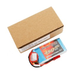 Gens ace Battery LiPo 2S 7.4V-450-30C(JST) 61x32x10mm 32g GE1-0450-2J