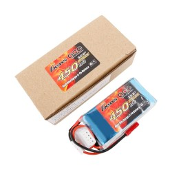 Gens ace Battery LiPo 3S 11.1V-450-30C(JST) 61x32x17mm 45g GE1-0450-3J
