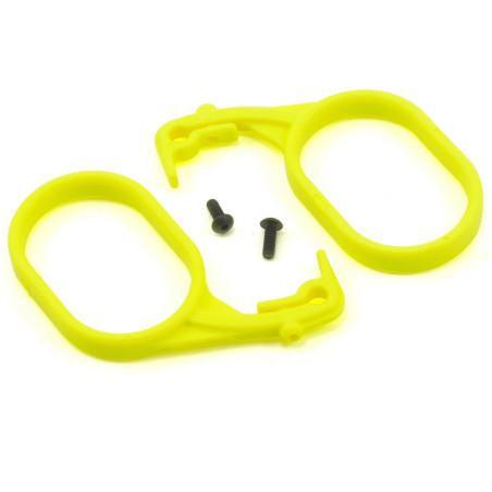 LOSB5011 Ouverture rapide de réservoir Fluorescent jaune (2)