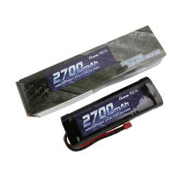 GE2-2700-1D Gens ace Batterie NiMh 7.2V-2700Mah (Deans) 135x48x25mm 315g GE2-2700-1D Gens ace RSRC