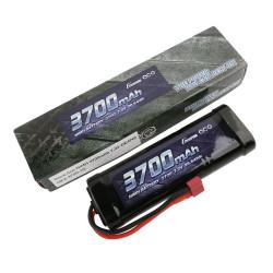 GE2-3700-1D Gens ace Batterie NiMh 7.2V-3700Mah (Deans) 135x48x25mm 365g GE2-3700-1D Gens ace RSRC