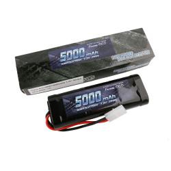 GE2-5000-1TA Gens ace Battery NiMh 7.2V-5000Mah (Tamiya) 135x48x25mm 420g GE2-5000-1TA Gens ace RSRC