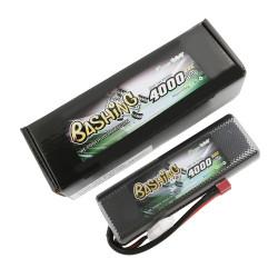 GE3-4000-2D Gens ace Batterie LiPo 2S 7.4V-4000-45C(Deans) 139x47x23mm 200g GE3-4000-2D Gens ace RSRC