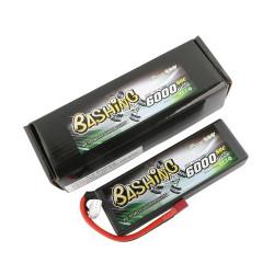 GE3-6000-2D Gens ace Battery LiPo 2S 7.4V-6000-50C(Deans) 139x47x25mm 275g GE3-6000-2D Gens ace RSRC