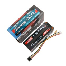 GE4-7700H-4T5 LiPo 4S Battery HV 15.2V-7700-120C GE4-7700H-4T5 Gens ace RSRC