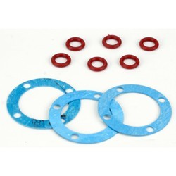 LOSA3505 Differential Seal Set: 8B,8T, LST, XXL, MB