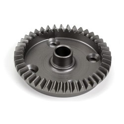 LOSA3510 Rear Differential Ring Gear: 8B