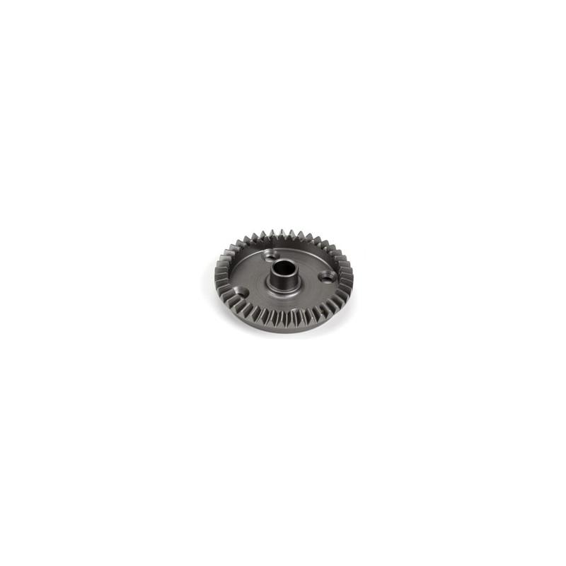 LOSA3510 LOSA3510 Rear Differential Ring Gear: 8B Losi RSRC