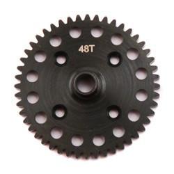 Center Diff 48T Spur Gear, Lightweight: 8B/8T LOSA3556 LOSA3556  RSRC