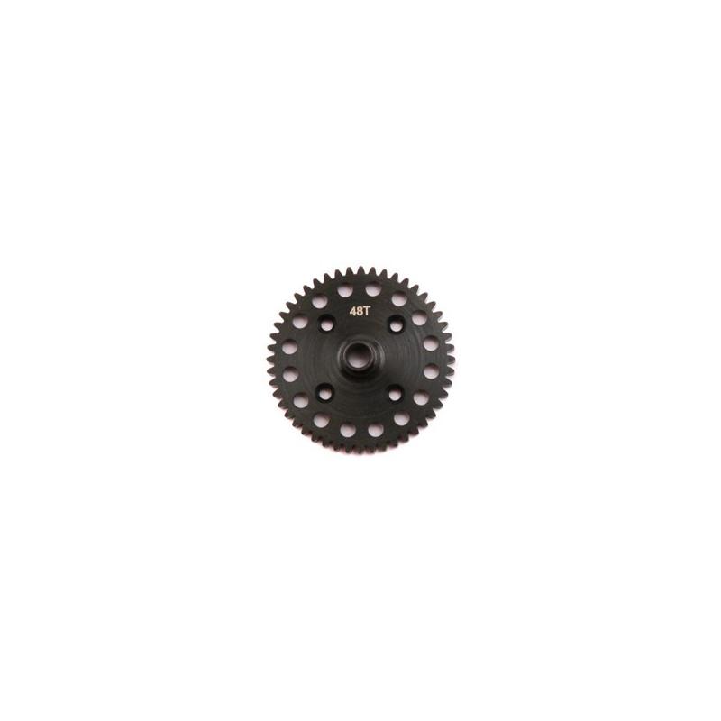 LOSA3556 Center Diff 48T Spur Gear, Lightweight: 8B/8T LOSA3556 Losi RSRC