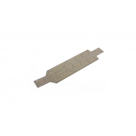 Chassis, 2.5mm: 22X-4 TLR231086