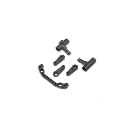 Composite Steering Set: 22X-4 TLR231089