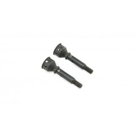 Rear CVA Axle (2): 22X-4 TLR232108