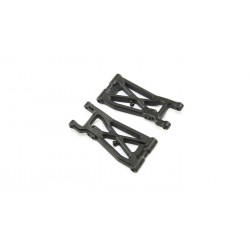 TLR234113 Rear Arm Set: 22X-4 TLR234113 Team Losi Racing RSRC