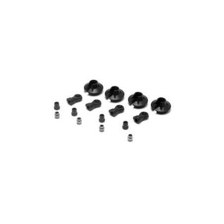 15mm Amortisseur Rotules, coupelles, bagues: 8B 2.0 LOSA5435