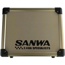 107A90552A SANWA transmitter hard case for MT-44 and M17 107A90552A Sanwa RSRC