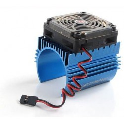 HW86080130 FAN-5010+4465 HEAT SINK (for the motors of 44mm diameter) HW86080130 Hobbywing RSRC