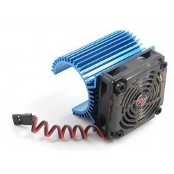 HW86080120 FAN-5010+3665 HEAT SINK (for motors dia 36mm and L60mm) HW86080120 Hobbywing RSRC