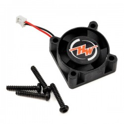 HW86080050 Ventilateur-25*25*10mm (JUSTOCK , XSTOCK , QUICRUN-10BL60-SENSORED) HW86080050 Hobbywing RSRC