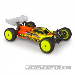 0414 F2 body by Jconcepts for TLR 22X-4  RSRC