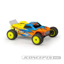 0420 Finnisher - Mini-T 2.0 body w/ rear spoiler  RSRC