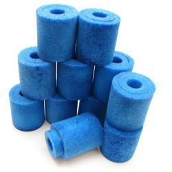 XTR-0221 Mousses de filtre à air HUILEES pour HB, SERPENT,LOSI et ASSO (12PCS) XTR RSRC