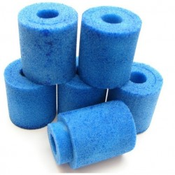 XTR-0215 FOAM FILTER OIL HB, SERPENT,LOSI AND ASSO (6PCS) PRE-OILED XTR RSRC
