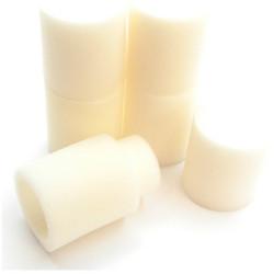XTR-0212 Mousses de filtre à air pour HB, SERPENT,LOSI et ASSO (6PCS) XTR RSRC